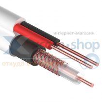 Rexant ККСВ-В + 2х0.5мм., 305м., белый