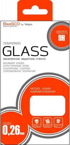 Защитное стекло BoraSco 19621 гибридное Flex Glass VSP 0,26 мм для Sony Xperia XA1 Ultra Dual защитное стекло для sony g3212 xperia xa1 ultra onext 3d на весь экран с черной рамкой
