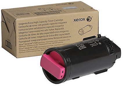 Тонер-картридж Xerox 106R03885 пурпурный (9K) XEROX VL C500/C505