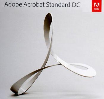 Adobe Acrobat Standard DC for enterprise Продление 12 мес. Level 3 50 - 99 лиц.
