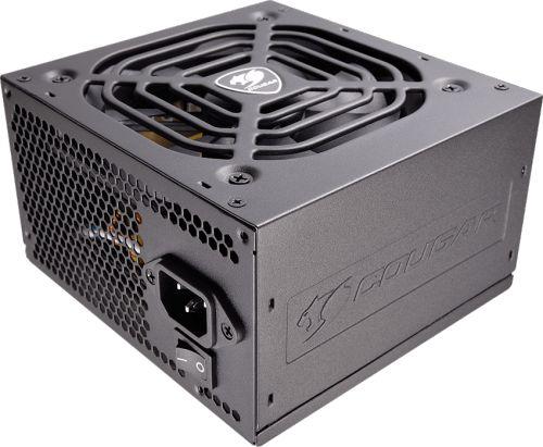 Блок питания ATX Cougar STE 500 500W, PCIe-2, aPFC, 120mm Fan, 80Plus, Retail блок питания atx accord acc 500w 80br 500w 80plus bronze 24 4 4pin 120mm fan rtl