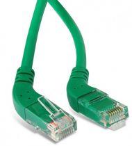 Hyperline PC-APM-UTP-RJ45/L45-RJ45/R45-C5e-5M-LSZH-GN