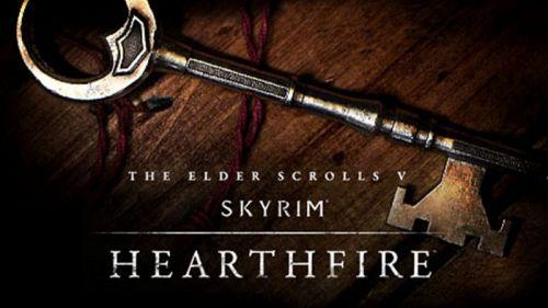 Электронный код Bethesda The Elder Scrolls V: Skyrim - Hearthfire