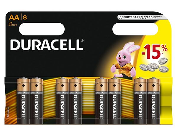 Duracell LR6 Basic