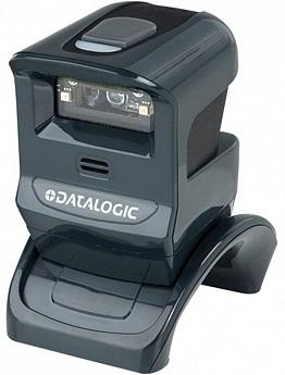 Сканер штрих-кодов Datalogic GRYPHONGPS4490 GPS4421-BKK1B 2D/USB/KIT/черный