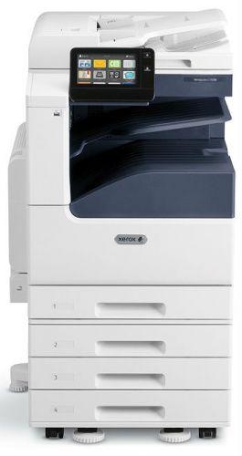МФУ цветное Xerox VersaLink C7030 с HDD А3, 30 стр/мин с тремя лотками, диском и выходным лотком
