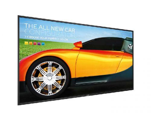Панель LCD Philips 65BDL3050/00 3840х2160, 4000:1, 350кд/м2, USB, медиаплеер Android 5.1 , OPS