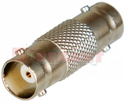Коннектор соединительный Rexant 05-3203 гнездо BNC - гнездо BNC (I-коннектор) (100 шт)