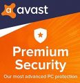 AVAST Software Premium Security for Windows 1 PC, 1 Year