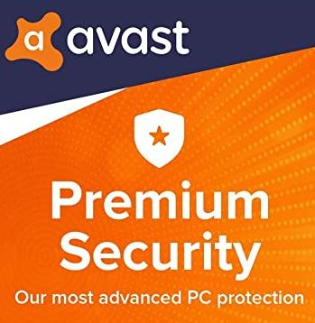 Подписка (электронный ключ) AVAST Software Premium Security for Windows 1 PC 1 Year.