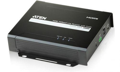 Удлинитель Aten VE805R-AT-G HDMI HDBase-T Lite, 60 м, 1xUTP Cat5e, HDMI+1xRJ45, F, без шнуров, БП 220> 5V