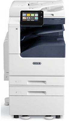 МФУ монохромное Xerox VersaLink B7025 VLB7025_SS А3, 25стр/мин, с дополнительным лотком и тумбой