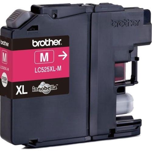 Картридж Brother LC-525XLM для DCP-J100/J105/J200 пурпурный 1300 стр