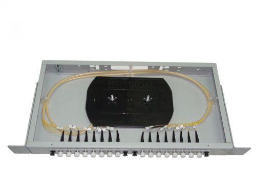 Vimcom - Кросс оптический стоечный Vimcom СКРУ-1U19-A16-FC/ST