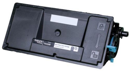 Картридж Sakura SATK3100 для Kyocera FS-2100D, FS-2100DN, ECOSYS M3040dn, ECOSYS M3540dn, черный, 12500 к.