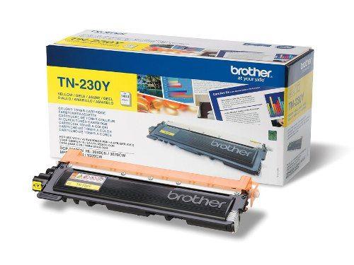 Тонер-картридж Brother TN-230Y (TN230Y)