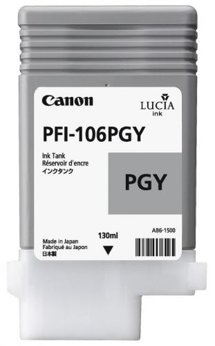 Картридж Canon PFI-106PGY (6631B001)