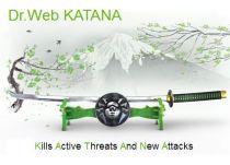 Dr.Web Katana - продление 12 мес, 2 ПК