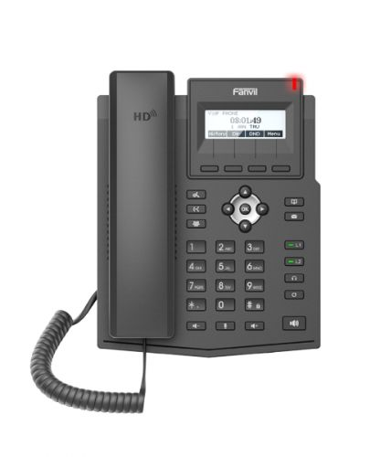Телефон VoiceIP Fanvil X1S.
