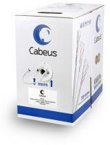 Cabeus FTP-4P-Cat.5e-PATCH-LSZH-GY