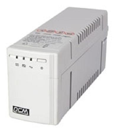 Источник бесперебойного питания Powercom KIN-1000AP RM King Pro RM 600W 1000Va black