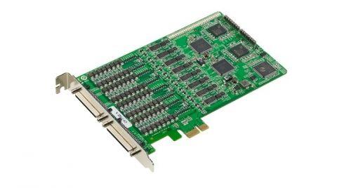 Плата MOXA CP-116E-A w/o cable 16 Port PCIe Board, w/o Cable, RS-232/422/485, w/ Surge плата moxa cp 134el a i w o cable 4 port pcie board w o cable low profile rs 422 485 w surge w isolation