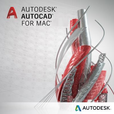 Autodesk AutoCAD for Mac Single-user Annual (1 год) Renewal