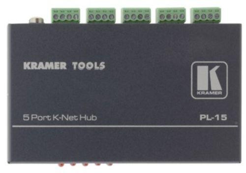 Концентратор Kramer PL-15 90-7683090 K-NET на 5 портов