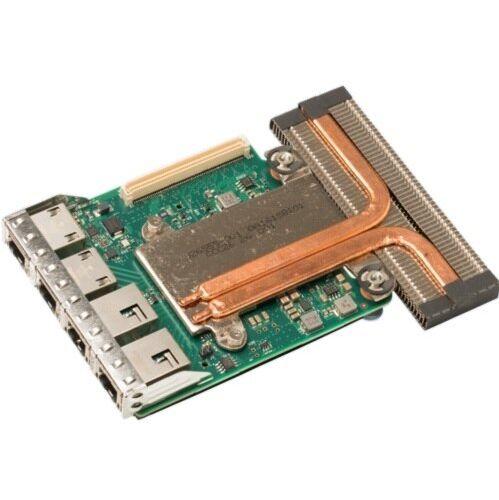 Сетевая карта Dell 540-BBVD X550 DP 10G BASE-T + I350 DP 1G BASE-T - Kit
