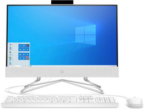 Моноблок 21,5'' HP 22-DF0073UR 27Z85EA J4025/4GB/256GB/Intel UHD Graphics 605/DOS
