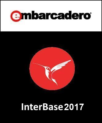 Embarcadero InterBase 2017 Desktop 100 user