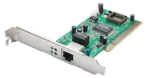 Сетевая карта D-link DGE-528T PCI 10/100/1000, 32бит w/o WakeUp remote, rev C1A, C1B (OEM)
