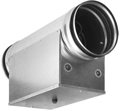 Нагреватель Zilon ZEA 100-0,6/1 электрический, для круглых каналов