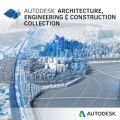 Autodesk Architecture Engineering & Construction Collection IC New Single-user ELD 3-Year (при