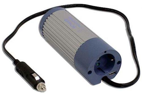 Преобразователь напряжения DC-AC инвертор Mean Well A301-100-F3 вых: 100 Вт; U вх: 12 В; U вых: 230 В; Форма: модифицированный синус