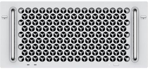 Компьютер Apple Mac Pro - Rack Z0YZ/374 3.3GHz 12‑core Intel Xeon W/768GB (6x128GB) DDR4/2TB SSD/Two Radeon Pro Vega II 32GB of HBM2 memory each  - купить со скидкой