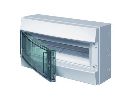 Бокс ABB 1SL1203A00 Mistral65 навесной 18М прозрачная дверь (без клемм)