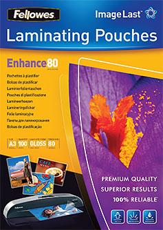 Пленка Fellowes FS-53062 для ламинирования А3, 80 мкм, 100 шт