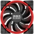 PCCooler CORONA red