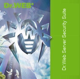 Dr.Web Server Security Suite, ЦУ, 3 ФС, 1 год