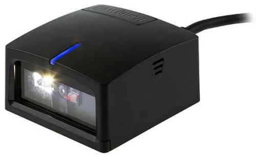 Сканер штрих-кодов Honeywell HF500 black, 1.5M, RS232