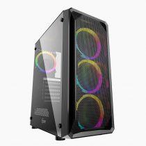 Powercase Mistral Z4 Mesh LED (CMIZB-L4) (УЦЕНЕННЫЙ)