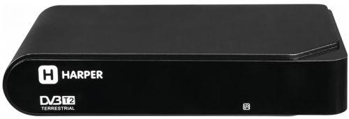 Harper - Ресивер цифровой телевизионный DVB-T2 Harper HDT2-1005 (H00000557)