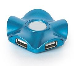 Konoos Разветвитель USB 2.0 Konoos UK-03