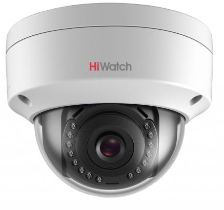 HiWatch - Видеокамера IP HiWatch DS-I402 (6 mm)