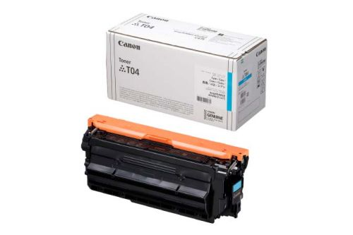 Тонер-картридж Canon T04 2979C001 cyan