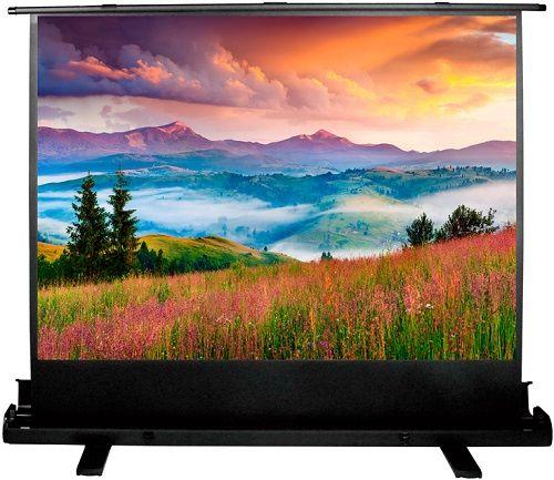 Экран Cactus CS-PSFLE-120X68 FloorExpert, 16:9, напольный рулонный