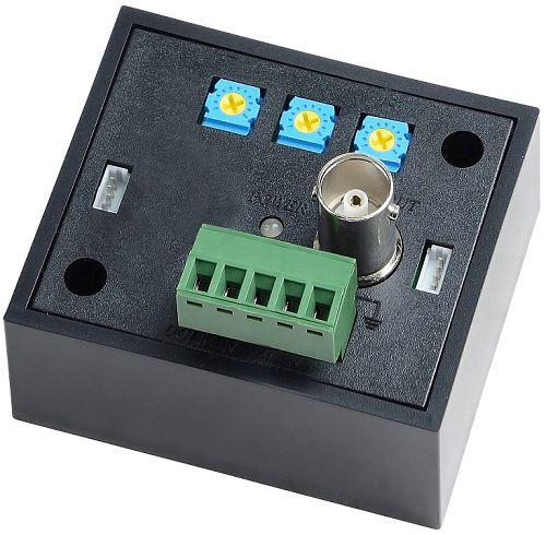 Приемник SC&T TTA111HDR активный HDTVI / HDCVI / AHD по витой паре до 600м (AHD/CVI, 1080p) и до 500м (TVI, 1080p) (в паре с активным передатчиком TTA