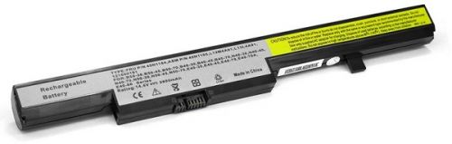 Аккумулятор для ноутбука Lenovo OEM B50-30 B50-45, B50-70, B40-30, B40-45, N40-45, N50-70, E40-80 Series. 14. 4V 2600mAh PN: L12L4E55, L12M4E55