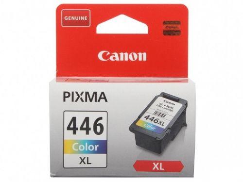 Картридж Canon CL-446XL 8284B001 для PIXMA MG2440/2540. Цветной. 300 страниц.
